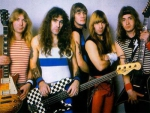 Iron Maiden, Metal Forces (Англия) июль 1985г